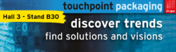 drupa 2020 - touchpoint packaging